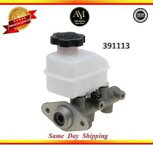 Brake Master Cylinder fits Kia Spectra Spectra5 04/05  Non-ABS. Standard trans