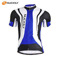 Men's  Breathable Sports Clothing Cycling Jersey Top Bike Bicycle Short Sleeve