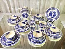Spülmaschinenfeste Teller aus Keramik in 6-Sets