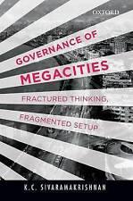 Control del pensamiento Megacities: fracturado, configuración fragmentada por K. C...