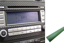 Apertura Design Pellicola Auto Set in Esercito Verde Premium Interni Arredamento