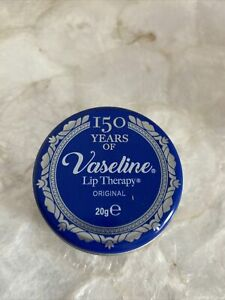Vaseline Lip Therapy 150 years of Vaseline Tin ORIGINAL 20g LIMITED EDITION