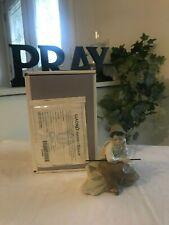 Lladro Shepherd Girl # 5748 Nativity Mint Condition w/ Box Fast Shipping!