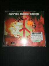 !!! 1CD Maxi, Rappers Against Racism, Key to your Heart