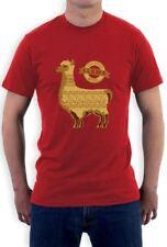Como Se llama Wool T-Shirt No Probllama Funny Drama GAG Swag Tee Top