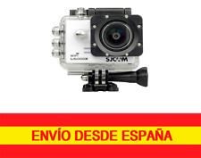 SJCAM  SJ5000X Elite Camera deportiva Plata 4K WiFi 12MP Gyro Sensor SonyIMX078
