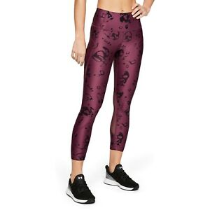 Under Armour Women's Leggings, 7/8 length Compression Leggings XS S