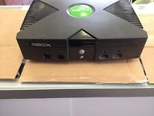 XBOX CONSOLE ONLY ORIGINAL BLACK--NON WORKING SOLD AS-IS FOR PARTS OR REPAIR