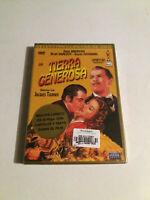 "DVD ""TIERRA GENEROSA"" COMO NUEVO JACQUES TOURNER DANA ANDREWS BRIAN DONLEVY"