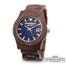 Orologio da polso legno | Wood Watch | Reloj Madera | Montre Bois | Armbanduhren