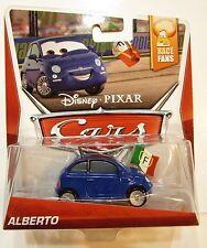 CARS 2 - ALBERTO - Mattel Disney Pixar