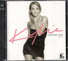KYLIE MINOGUE - KYLIE GREATEST HITS 87-97 - 2 CD (NUOVO SIGILLATO)