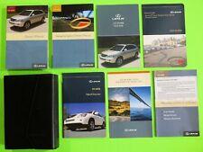 2007 LEXUS RX 400h OWNERS MANUALS, NAVIGATION & HARD CASE OEM