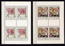 Briefmarken aus Tschechien & der Tschechoslowakei mit Bauwerks-Motiv als Satz