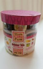Foam Sticker Tub Girl Stuck on Fun Market Felt Scout food kitchen Grocery Store