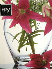 """MIKASA ~ """"PRELUDE"""" CLASSIC VASE ~ NEW IN BOX ~ PICK-UP MELB or POST"""