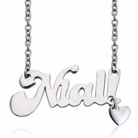Direction Infinity Necklace Free Gift Bag chain Niall Harry Louis Zayn Liam LA