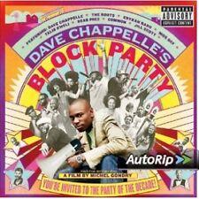 Dave Chappelle's Block Party [PA] (CD, Mar-2006, Geffen) Talib Kweli Mos Def