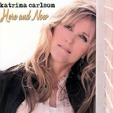 Here and Now by Katrina Carlson (CD, Aug-2007, Kataphonic Records) NEW SEALED