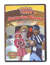 Lazytown - Surprise Santa - DVD - Color Full Screen Ntsc - *NEW/STILL SEALED*
