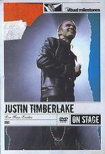 Justin Timberlake : Live from London (DVD)