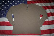 mens Indera Mills Sod Buster Long Sleeve Shirt Size X-Large: casual/sport #4437