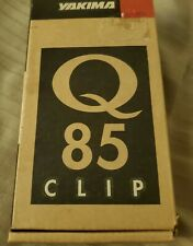 New Yakima Rack Q Tower Clips Q85 With E Pads and vinyl [Free Shipping]