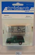 Trident 1/87 No. 90056 Chevrolet Blazer Park Police Polizei OVP #094