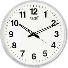 Ajanta Wall Clock White Freee Shipping