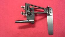 "Aluminum rudder with strut for 3/16"" shaft Rc Boat"