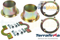 Land Rover Defender Front Dislocation Cones Complete Kit - Terrafirma - TF501