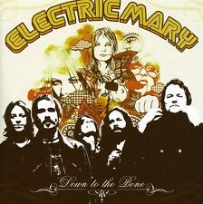 Down To The Bone - Electric Mary (2009, CD NIEUW)
