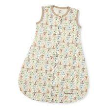 Summer Infant SwaddleMe Sack Wearable Blanket 100% Cotton Monkey 75060