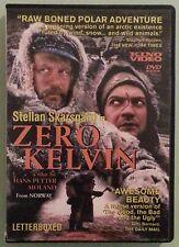 stellan skarsgard  ZERO KELVIN   DVD  genuine region 1