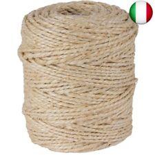 Agipa 13127 Sisal di Cordino in Fibra Naturale lunghezza 150 M