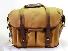 Billingham 307 Camera Bag Khaki Fibrenyte/Chocolate 43837 NEW WITH TAGS #50688