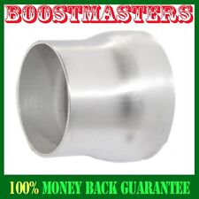 "For Universal Piping Aluminum Exhaust Reducer 3.5"" O.D. to 3"" O.D. 2.9"" Length"