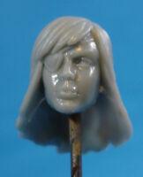 """FH047 Custom Cast Female head use with 3.75/"""" Star Wars GI Joe Marvel figure"""