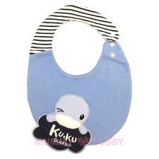 KuKu Duckbill Wink Baby Bib Blue