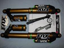 NEW FOX FLOAT 3 EVOL KASHIMA RC2 FRONT SHOCKS TUCKER HIBBERT ARCTIC CAT XF F ZR