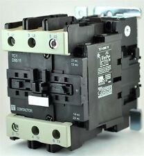 TC1-D9511-T6 - SHAMROCK CONTACTOR, 95 AMPS, 480/60 VAC, 1NO/1NC, NON-REVERSING