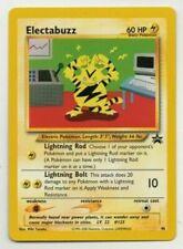 Electabuzz - Black Star Promo - #46 - Collectible - Pokemon Card - (New) Mint