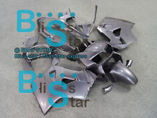 Gray ABS Fairing VFR800 Kit Fit HONDA VFR 800 1999 2000 1998-2001 07 A4