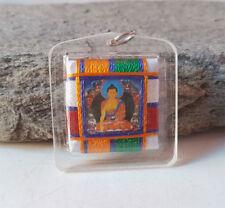 Protective Amulet of Shakyamuni Buddha Mini Size Locket