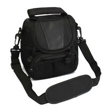 Small Nylon Waterproof Camera Shoulder Bag Case Handbag For Nikon SLR DSLR P6M2