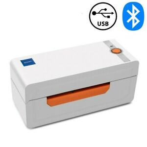 BEEPRT® 4x6 High Speed Thermal Shipping Label Barcode Printer USB and Bluetooth