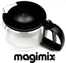 MAGIMIX 503034 Verseuse noire cafetiere 8 10 tasses Expresso Filtre pro auto