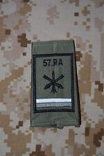 P06 passant d'épaule insigne militaire écusson armée galon militaria collection