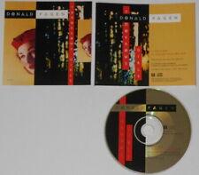 Donald Fagen (Steely Dan) - Tomorrows Girls - U.S. promo cd