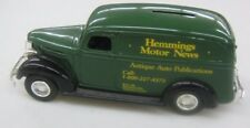 1:25 Ertl 1938 Chevrolet Delivery Truck Adv Hemmings Motor News Diecast Bank